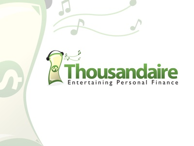 Logo for client green dollar finance entertainment money