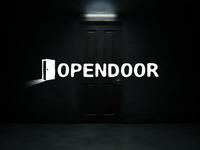 Opendoor | Logo Design