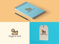 Wiggle & Wink | Logo proposal