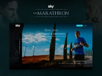 Sky | THE MARATHRON