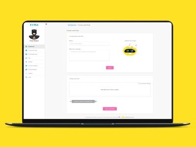 AI Botta Dashboard Create a new bot
