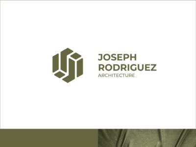 Geometric Architecture logo minimalist clean balance ambigram simple modern geometric logo rebranding branding brand architecture logo logo design logo