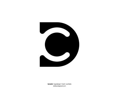 DC for DEPCON monogram logogram symbols mark lettermark logotype rebranding branding brand design logo design logo