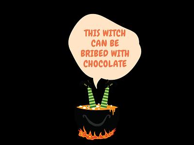 Cute Halloween T Shirt Design branding colorful creative design illustration design