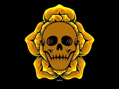 roses & skull roses skull forsale sale tshirtdesign tshirt tattoos tattoo illustration illustrator drawing design death metal deathcore darkart dark blackmetal blackandwhite artwork art