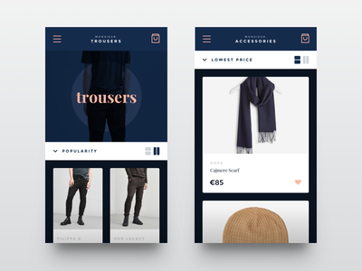 Mobile UI Kit Dashboard ui sketch mobile kit icons fashion clothing clean cards app