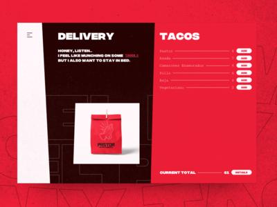 El Pastor - Delivery
