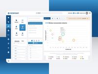Patent analysis SaaS redesign data analysis patent saas illustrator interface adobexd ux ui design