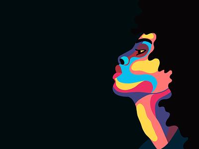 Woman 🌶 procreate art procreate illustrations illustration illustration art art