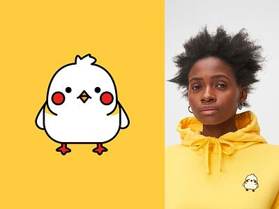 Chicken 🐥 flat minimal vector art vectorart vector illustration vector illustrations illustration illustration art art