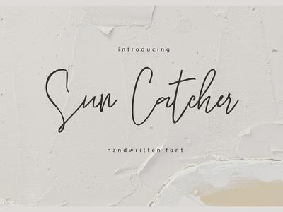 Sun Catcher Free Font