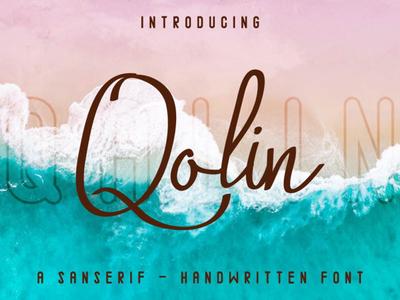 Qalin Free FOnt
