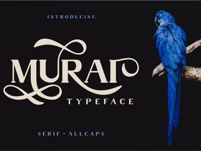 Murai Free Typeface