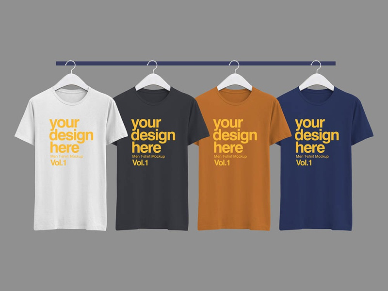Free T Shirt Mockup Psd By Cat Ox On Dribbble