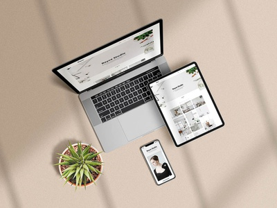 Free Multi Devices Mockup PSD