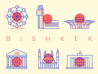 Iconic Bishkek
