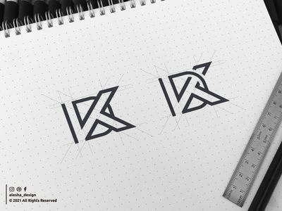 DK LOGO DESIGNS vector symbol logo inspirations redesign initials typography excellent elegant apparel instagram behance dribbble letters lettering awesome initial pinterest lettermark