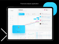 Cryptocurrency analysis and trading application   UI UX