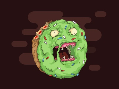 Donut Monster