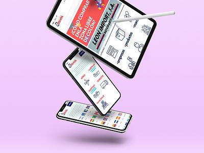@dizolicol | Responsive Design web design tablet design mobile ui marketing agency responsive design responsive website ui design app design ui