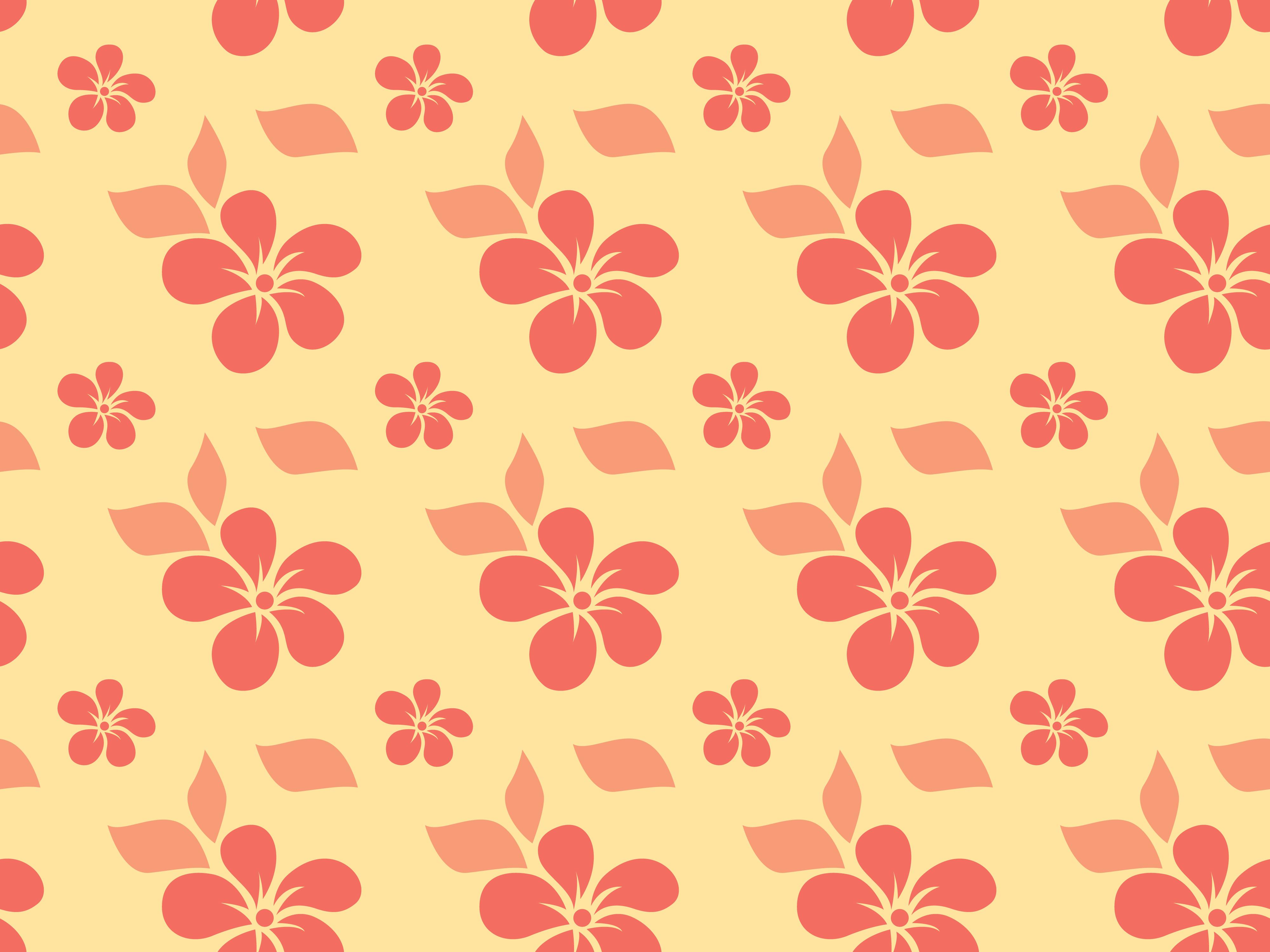 Flower pattern 00021