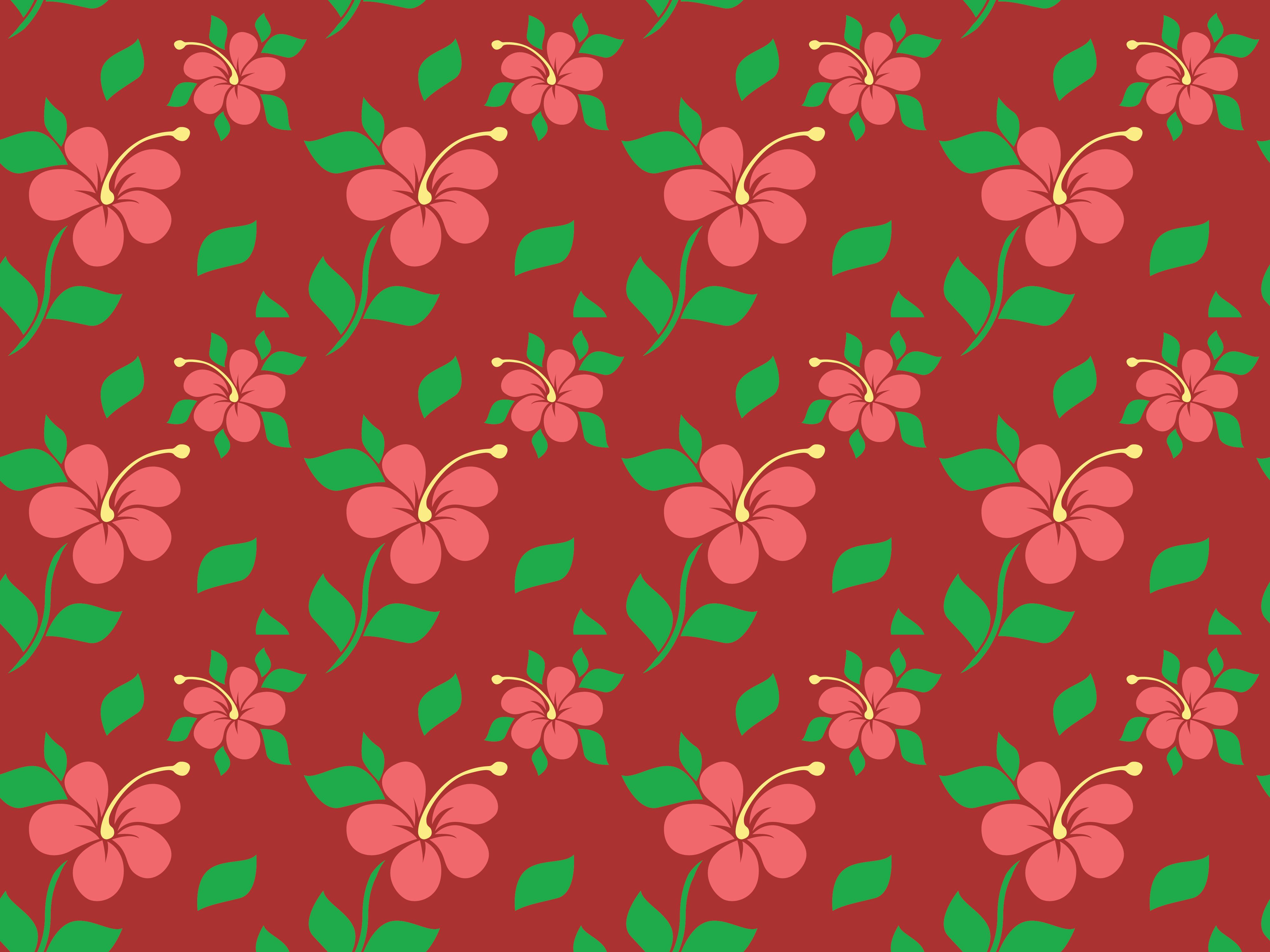 Flower pattern 00022