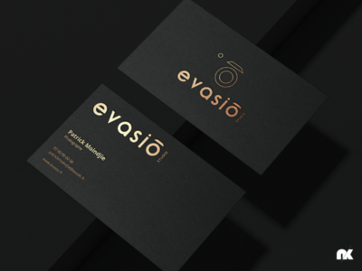 Photographer Business Card Designs