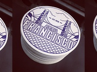 San Francisco Coaster