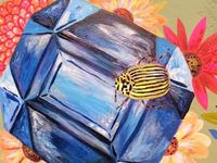 floral gem