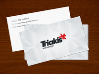 Triakis business card