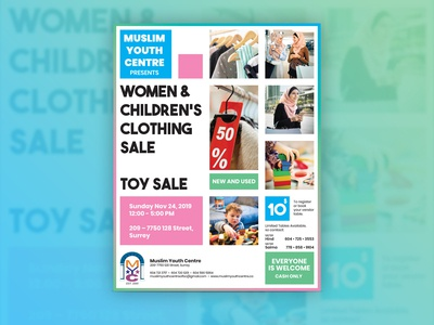 MYC Women & Children Clothing Sale