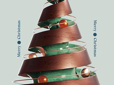 🎄 Christmas tree loop loop animation loop animation 3d animation 3d art satisfying tree christmas tree merry xmas christmas blender3d 3d