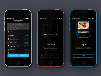 Onboarding app ios onboarding ux first user flow