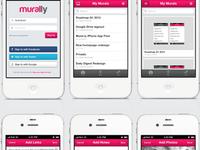 Murally iPhone App
