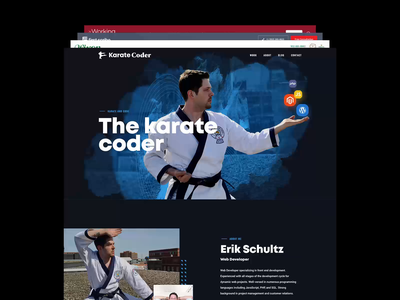 5 Years of Work to Share motion landing page webdesign work video reel showreel portfolio web design website web animation minneapolis minnesota mn