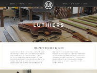 Masterybridge luthiers
