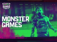 The Monster Games