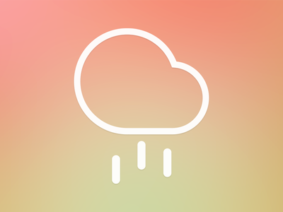 Weatherr icon