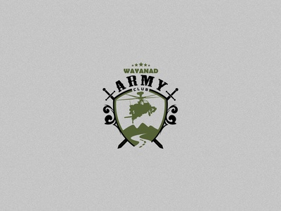 Club Branding - Wayanad Army by Vignesh Haridass