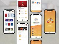 Online Ticket Booking App - Other Screens