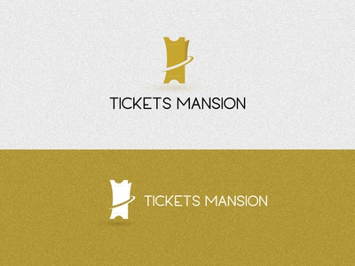 Tickets Mansion Branding by Vignesh Haridass