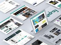 Ecommerce Web design - Foxdray