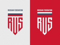 Rusia Badge