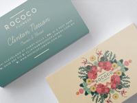 Rococo cards