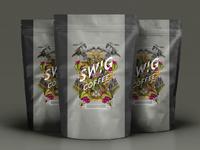 Swig Coffee label option 2