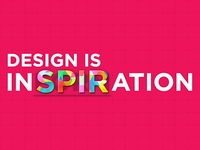 Design is turning Information into Inspiration