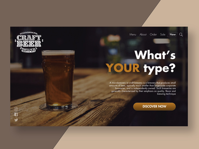 What's YOUR type? ingakot share comment repost craft beer webdesign web photography discover graphicdesign beer art uidesign design uxui ux ui
