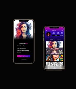 PhotoLab Updated UI