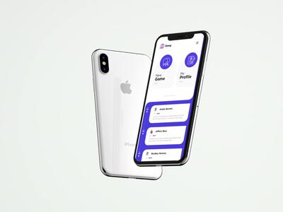 IT Pong • Mobile APP