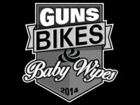 Gun Bikes and Baby Wipes